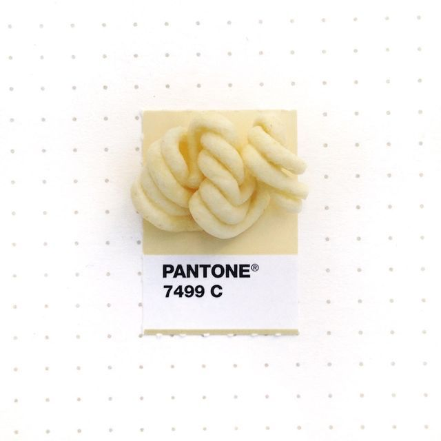 Designer Inka Mathew Matches Tiny Objects With Pantone Colors | IGNANT | Bloglovin'