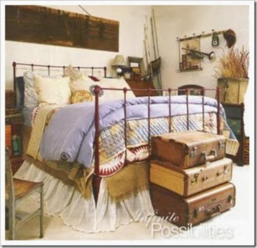 41 Best Vintage Farmhouse Bedroom Decorating Ideas Bedroom Decor