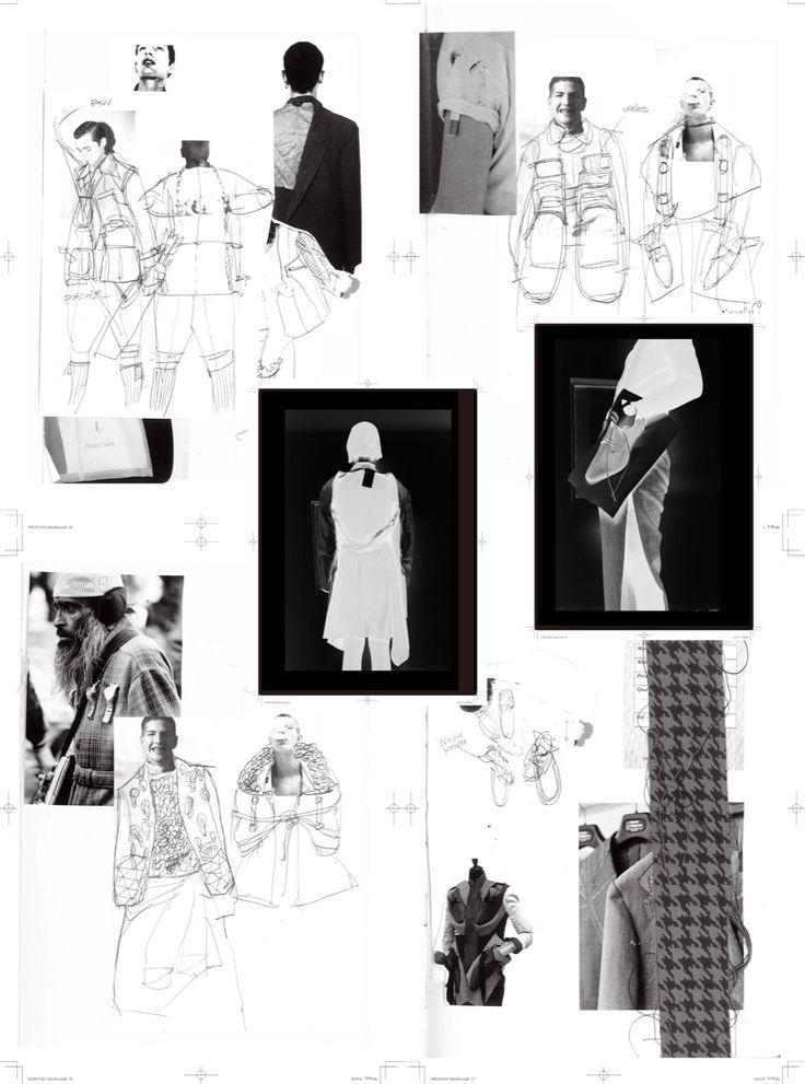 Fashion Sketchbook   Fashion Sketching; Creative Fashion Design Process;  Fashion Portfolio // Une