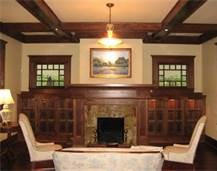 craftsman style decorating living room - Bing Images