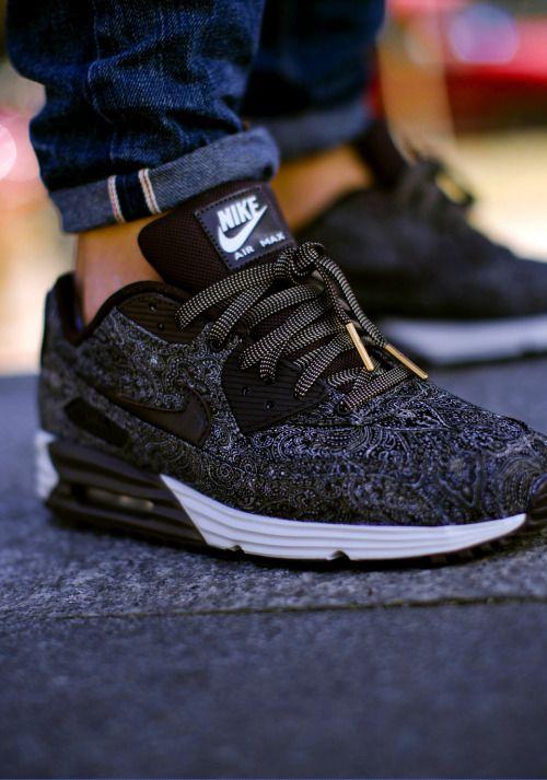 shoes nike air max lunar 90 air max mens shoes charcoal blouse nike air max  1 black nike running shoes nike premium sneakers black and white nike air  batik ...