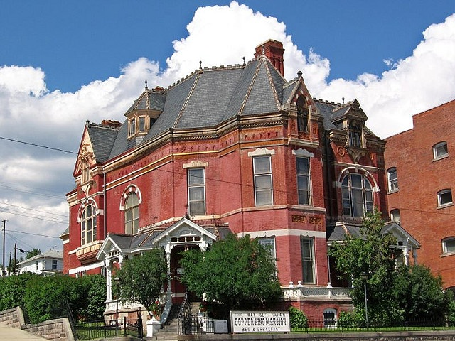 Copper King Mansion, Butte MT: Been here at age 12, would love to go back!