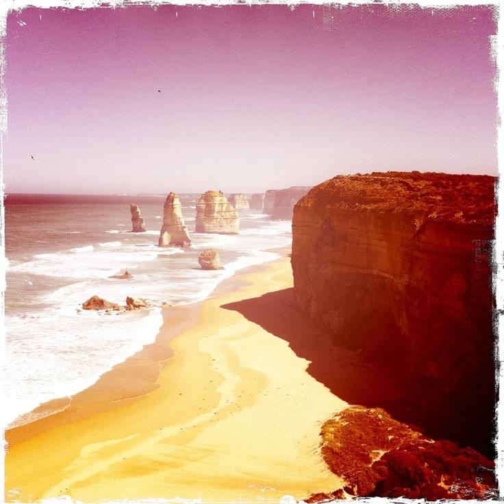 Melboure, Australia - Great Ocean Road, 12 Apostles