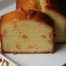 Ma recette du jour : Cake au citron sur Recettes.net