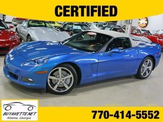 Used 2008 Chevrolet Corvette 2dr Conv for Sale in Atlanta, GA