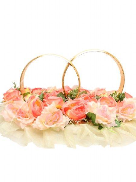 Кольца для украшения свадебного автомобиля Gilliann CAR028, http://www.wedstyle.su/katalog/katalog/ukrashenija-na-mashinu/kolca-na-mashinu/kolca-dlja-ukrashenija-svadebnogo-avtomobilja, http://www.wedstyle.su/katalog/katalog/ukrashenija-na-mashinu/kolca-na-mashinu, wedding ideas, wedding decoration on car