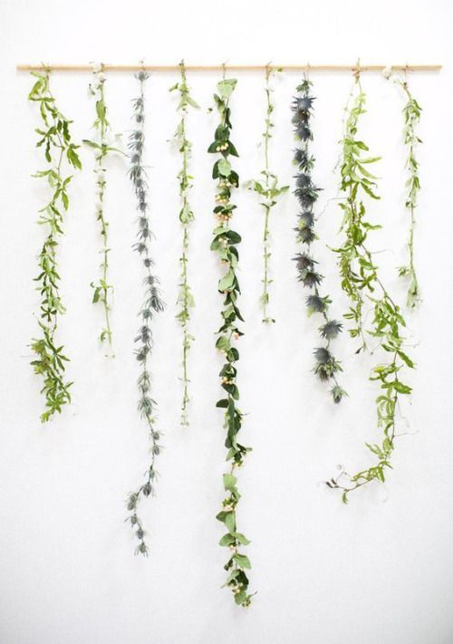 The Perfect Decor Or Backdrop For Your Greenery Baby