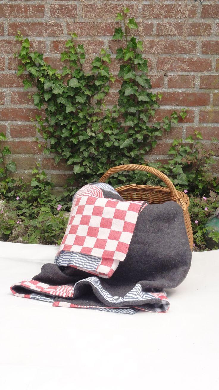 gepimpte verhuisdeken, lekker om te gebruiken op lange zomeravonden. www.mooiismooi.nl