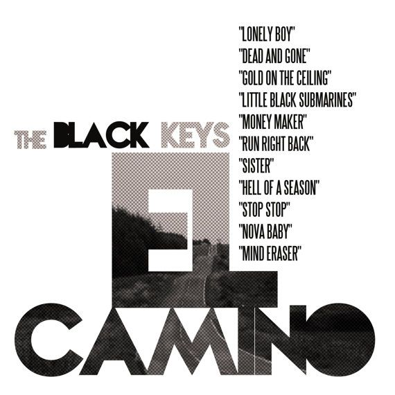 El Camino The Black Keys