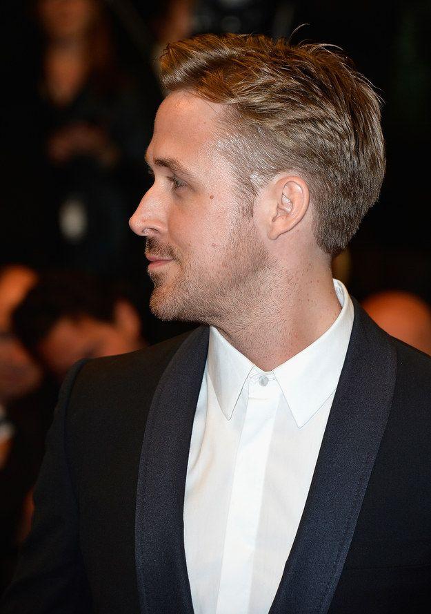 Ryan Gosling Hairstyle