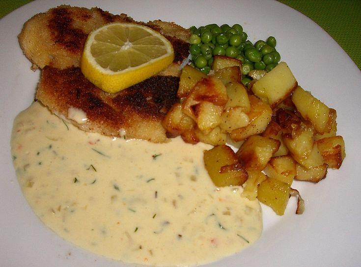 Seelachsfilet mit Senf - Dill - Soße, ein leckeres Rezept aus der Kategorie Fisch. Bewertungen: 118. Durchschnitt: Ø 4,3.