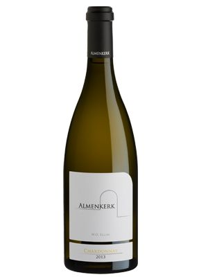 Impress your boss with Almenkerk Chardonnay 2015. 80 points, 3* value. #wine #SouthAfrica #Chardonnay