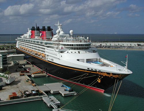 Disney Magic Cruise Ship -  Best vacation by far!