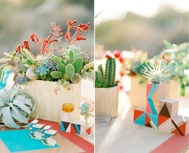 Southwestern americana wedding inspiration