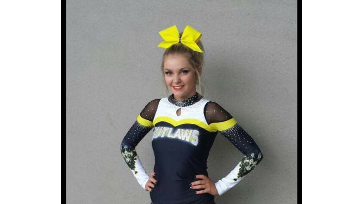 Jade is raising funds to help cover her travel costs to Hawaii after being selected for the Global Cheer and Dance Games! #itsMYCAUSE #crowdfunding #fundraising #cheerleading #cheerleader #dance