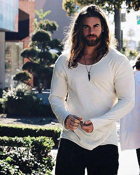 20 heiße Männer mit langen Haaren 2017, Heiße lange Haare, Männer, Jared, Mo…
