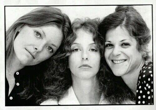 Jane Curtain, Lorraine Newman, Gilda Radner. #SNL #NotReadyForPrimetimePlayers