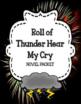 roll of thunder hear my cry 3 essay Roll of thunder, hear my cry is a children's novel written by american author mildred taylor here given is a proofread essay example on this book.