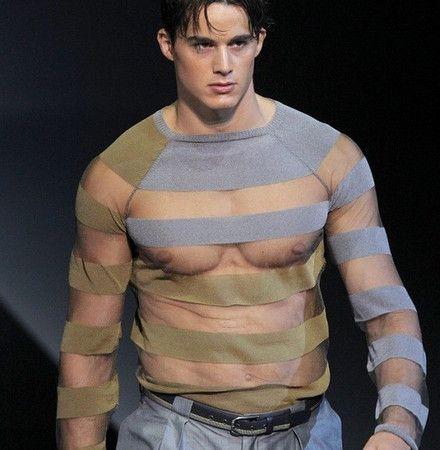 Italian male model