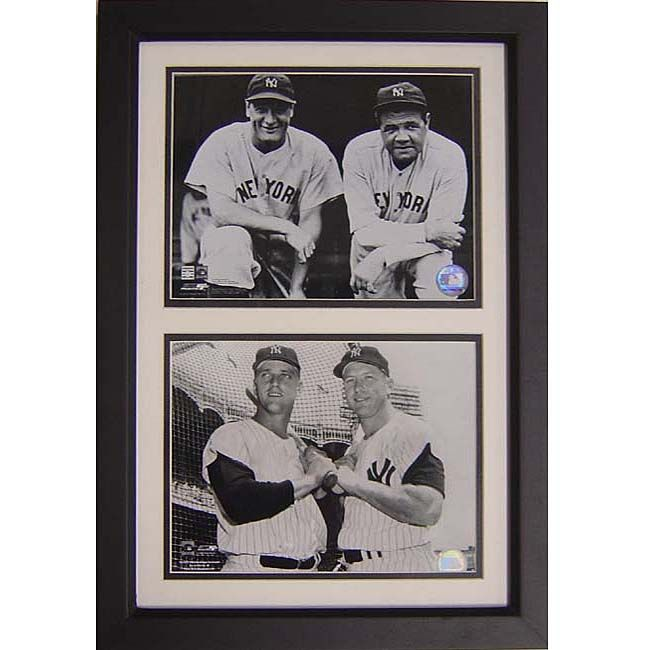 Encore Select New York Yankees Legends 12x18 Framed Print
