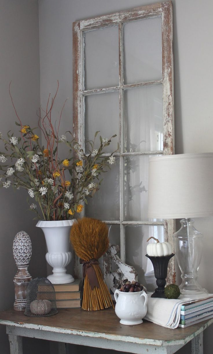 Decorate With Old Windows 672 Best Decorating With Old Window Frames Images On Pinterest