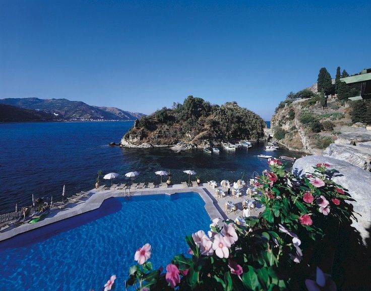 Grand Hotel Atlantis Bay  Taormina, Sicily