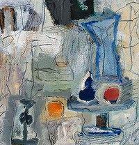 Elisabeth Cummings: the blue pear