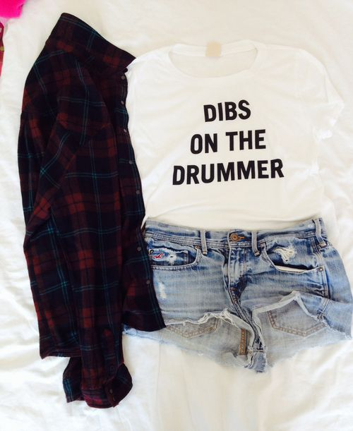 Dibs on the drummer ✿