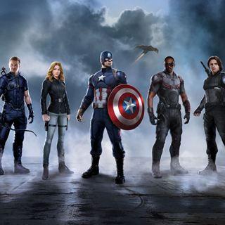 De que lado ela estará: Team Capitão América ou Team Homem De Ferro?