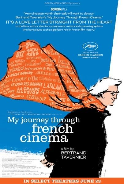 My Journey Through French Cinema Reviews