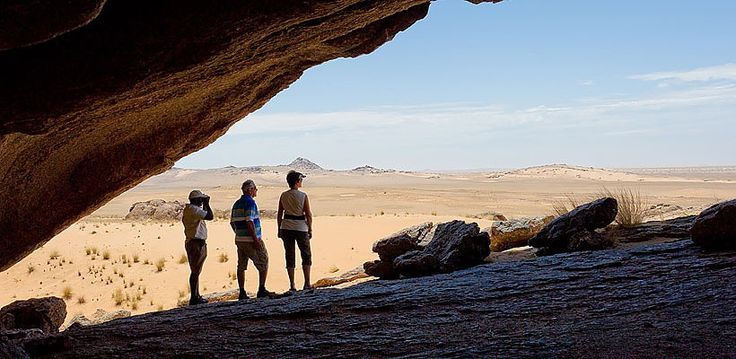 Serra Camp, Kunene, Namibia | Wilderness Safaris Cafema explore the are on guided walks