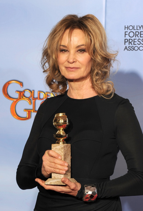 """Jessica Lange When She Was Young   Jessica Lange por """"American Horror Story"""""""