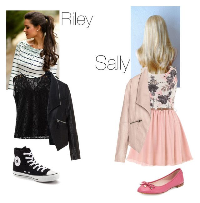 Untitled #4 by julle-fangirl on Polyvore featuring polyvore, fashion, style, Zizzi, Kate Spade, Converse and clothing