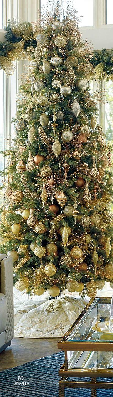 Golden Christmas ✨