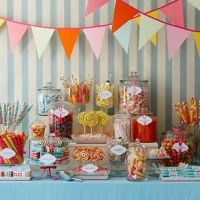 Candy Buffet @ Party Dress: Candybar, Candybuffet, Candy Buffet, Sweet Tables, Candy Stations, Candytables, Candy Bar, Candy Tables, Desserts Tables