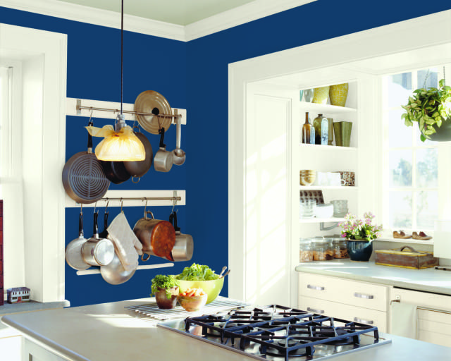 choosing your paint color for a small room.   PPG, Glidden, and Olympic Paints. #smallspaces