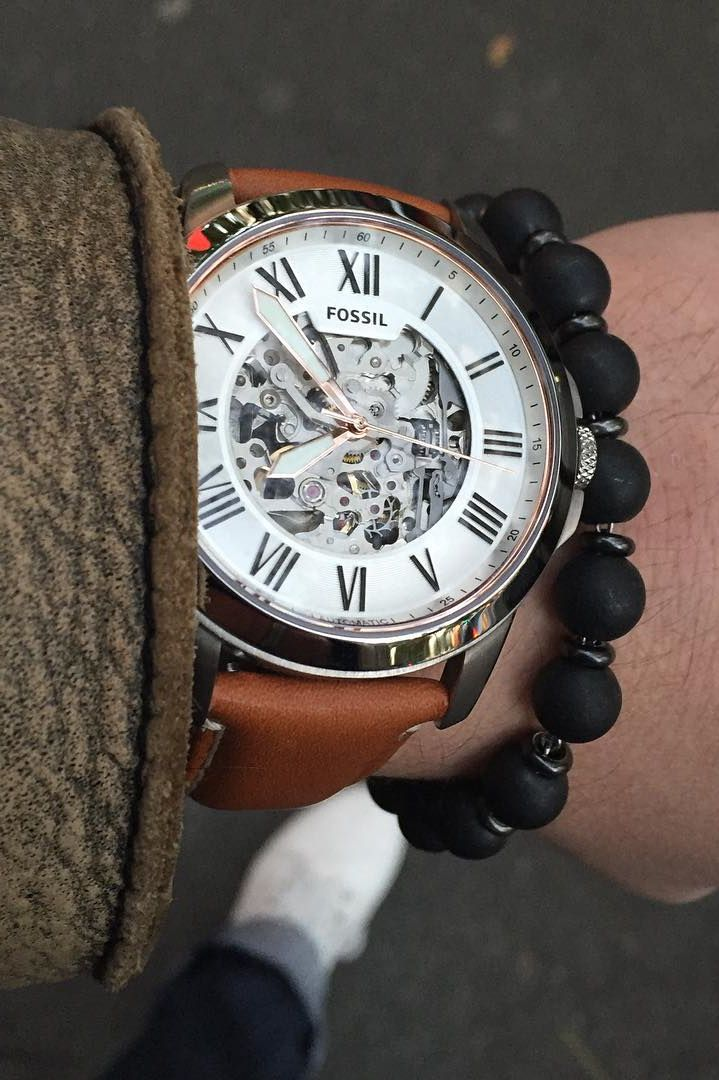 1000 ideas about fossil watches on pinterest watches leather strap watch and leather watches for Fossil watches