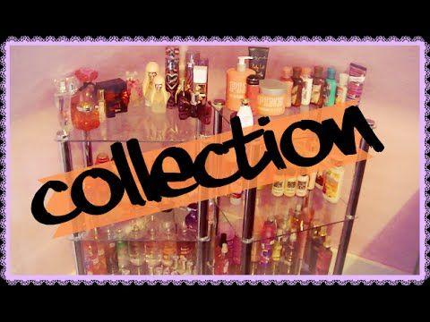 My Perfume & Body Spray Collection - YouTube