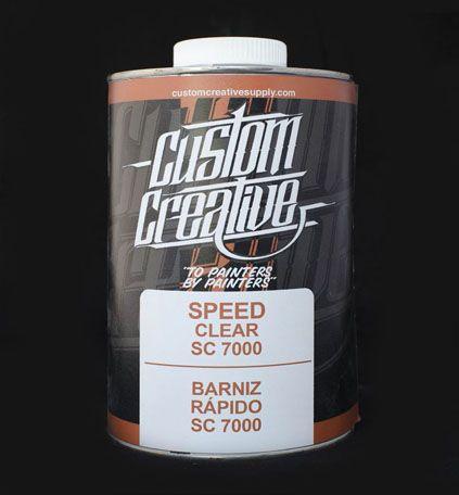 Barniz rápido SC7000 Speed Clear Custom Creative