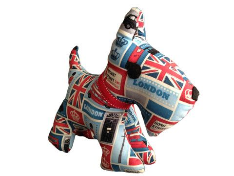 London England Scottish Terrier – Junkie Charity Store