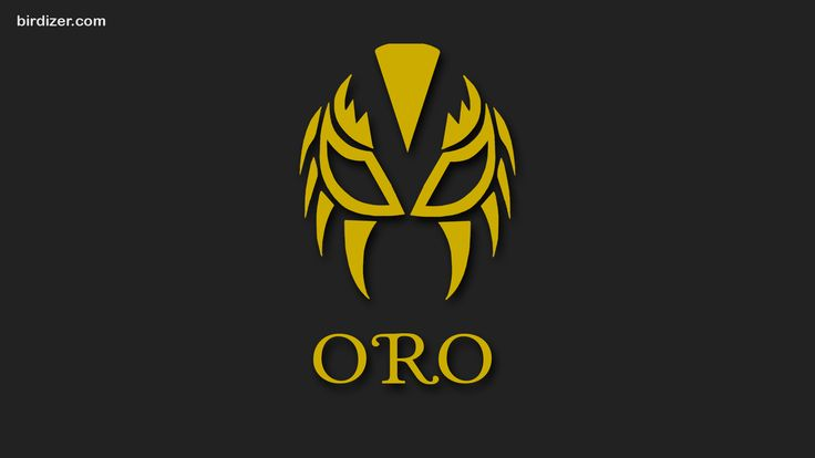 Oro máscara wallpaper