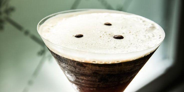En sterk, men likevel deilig drink med smak av kaffe og sjokolade.