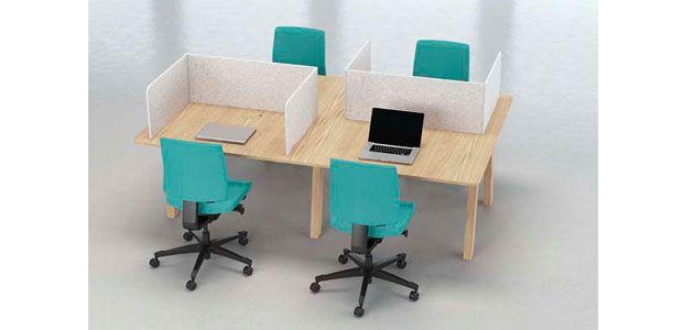 EFG Free Sammenleggbare bordskjermer for dynamiske soner og arbeidsplasser.  EFG Free er en frittstående sammenleggbar bordskjerm som enkelt kan gjøre om et møtebord til et arbeidssted for flere,  eller dele inn bordplaten i soner – tilpasset det aktivitetsbaserte arbeide. Denne dynamiske løsningen bidrar også til akustikken i rommet.