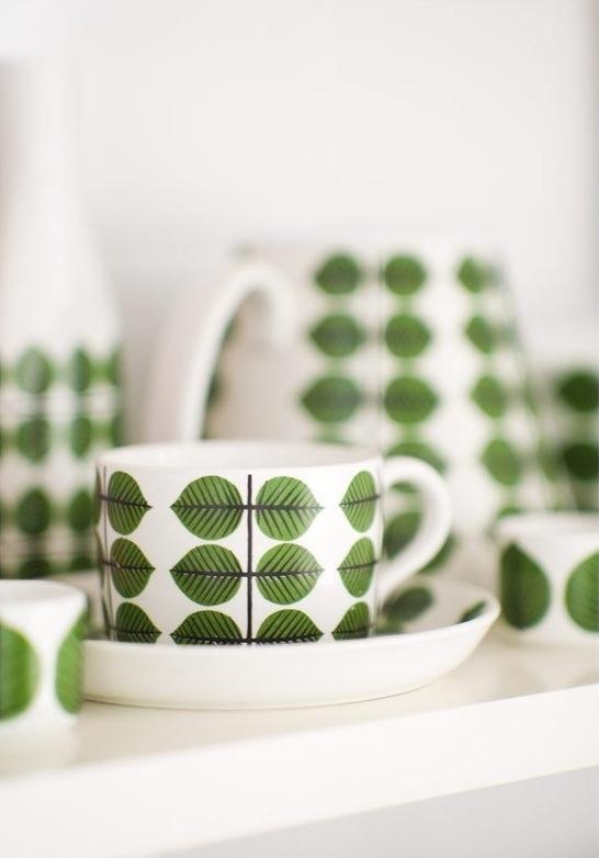 Leaf Cups