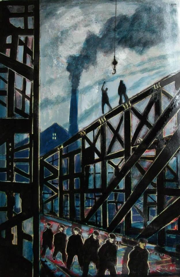 David Bez - Expressionist Mills