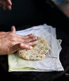 Savory Rice Pancake/ Rice Thalipeeth