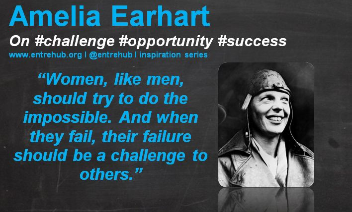 Inspiring women everywhere! Follow us on Twitter @entrehub or join us on Facebook @ https://www.facebook.com/entrehubber
