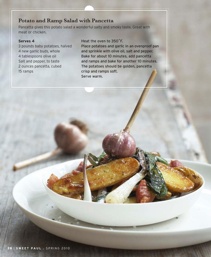 onion with friends: Potatoes Salad, Sweets, Db Foods, Spring Foods, Lasille Ja, Food Photography, Tilaa Lasille, Sweet Paul