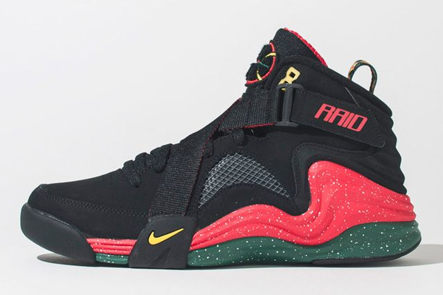 NIKE LUNAR RAID (PEACE)   Sneaker Freaker