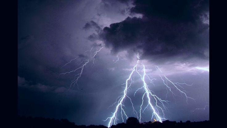 Marvelous Thunderstorm Video 4 Hours Unbelievable Thunder Sounds & Super Relaxing Heavy Rain - YouTube